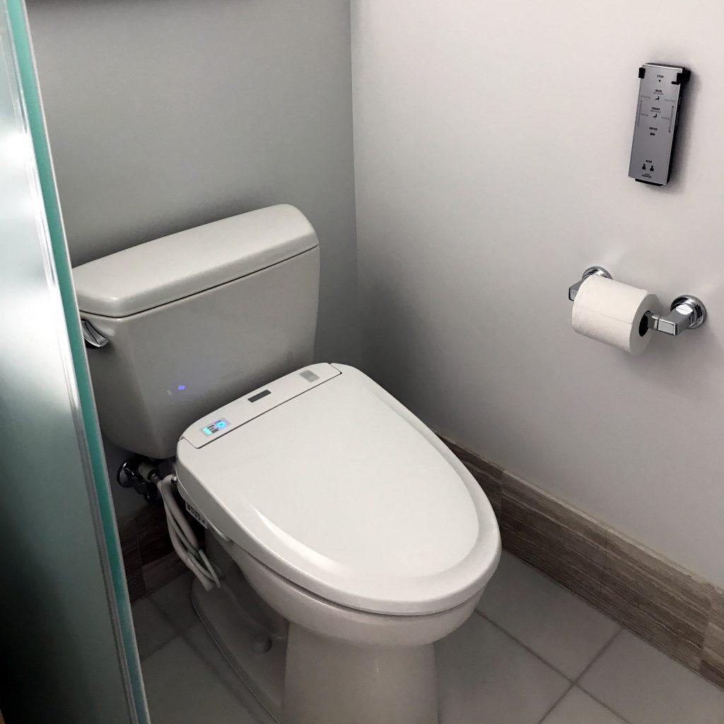 リッツカールトンワイキキ トイレ
