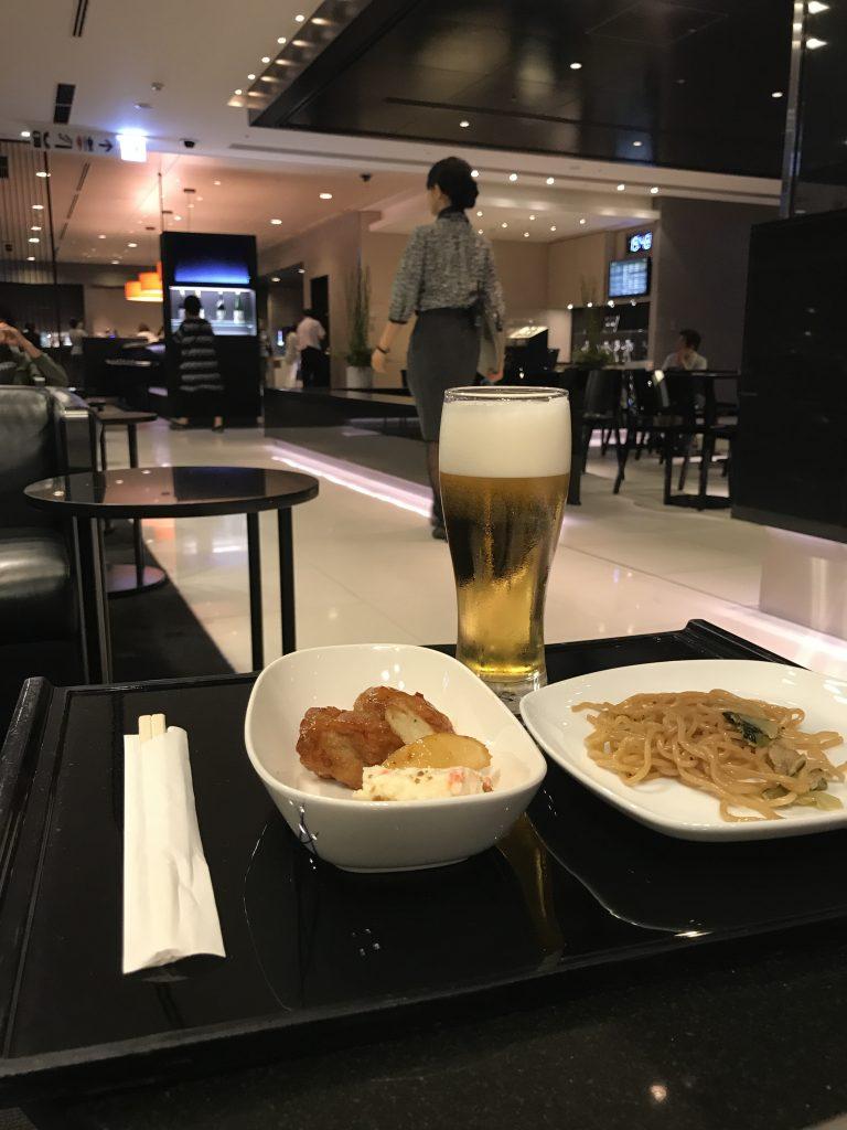 羽田空港 国際ターミナル ANAラウンジ