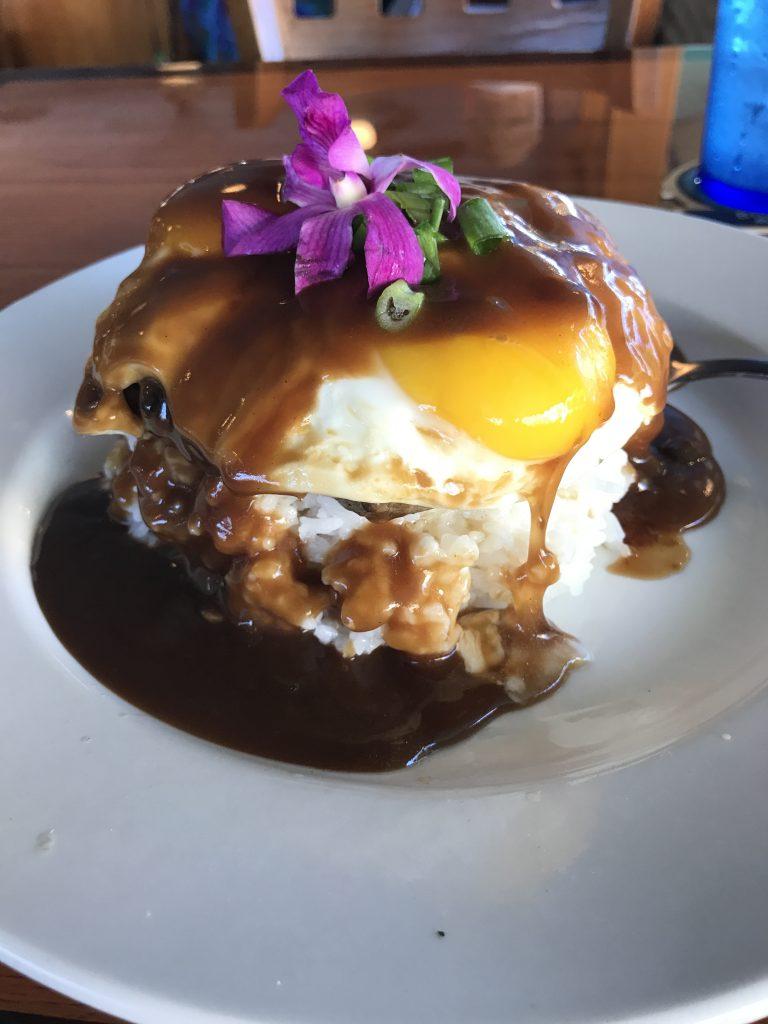 ハワイ島 コナ スプラッシュグリル