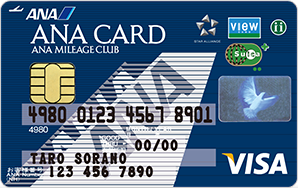 ANA VISA Suica カード