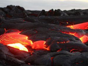 キラウエア火山ツアー