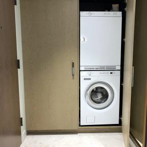 リッツカールトンワイキキの洗濯機と乾燥機