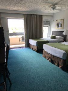 ハワイ島 コナ コナシーサイドホテル