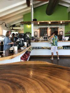 ハワイ島 コナ コナコーヒーカフェ