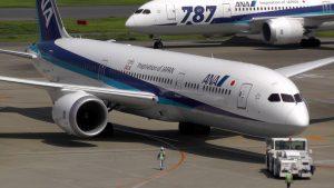 ANA ビジネスクラス搭乗記 東京羽田 – シンガポール NH843便 B787-9