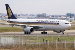 シンガポール航空a330 300ビジネスクラス